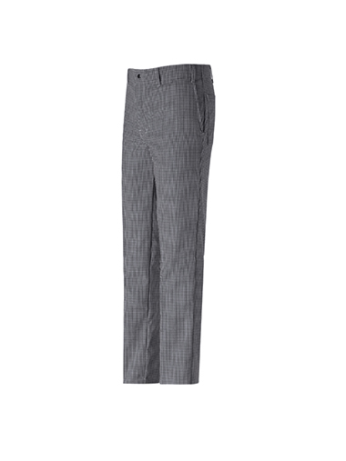 Yarn Dye Checked Cook Pant