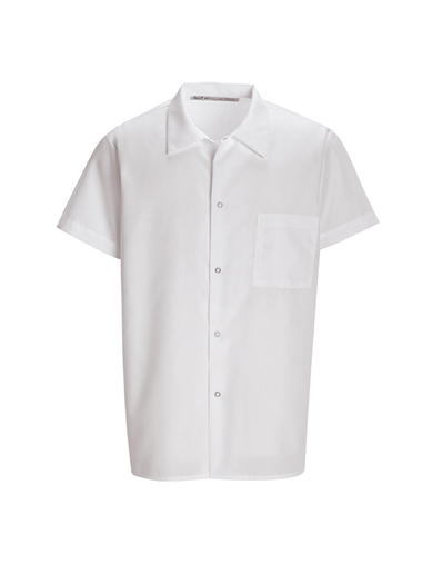 White Cook Shirts